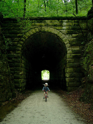 Missouri's Katy Trail is one of hundreds of state and local LWCF projects