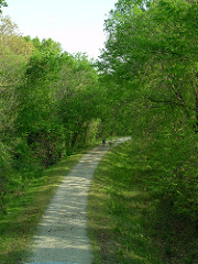 Yes on 1: Major funding for Missouri's Katy Trail, the Rock Island Trail