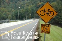 Share the Road - St Charles County