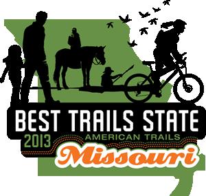 Missouri - Best Trails State for 2013