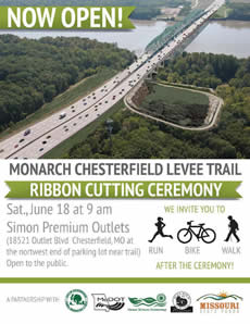 Boone Bridge Bike/Ped Path Ribbon Cutting Ceremony June 18th, 2016, 9am