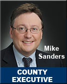 Mike Sanders, Jackson County Executive, has taken a leading role.
