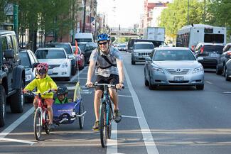 Vehicular cyclists