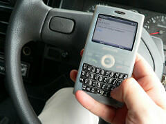Missouri is one of just four states that still allows texting while driving