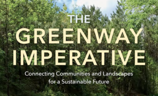 Chuck Flink, The Greenway Imperative - our Keynote Speaker