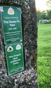 2021 is the Bicentennial of the Santa Fe Trail, which began in Boon's Lick MO
