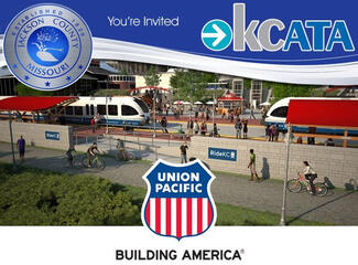 Today Jackson County and the KCATA completed purchase of Rock Island RR