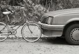 Bicycle & Car