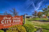 Eldon's Rock Island City Park