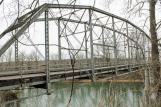 Old Meramec River Bridge (Hwy N) near Pacific [Emissiourian] Will the new bridge
