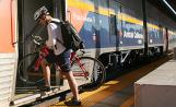 Bicycle roll-on on Missouri's new Amtrak cars will be this easy
