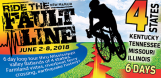 Ride the Fault Line - June 2-8, 2018