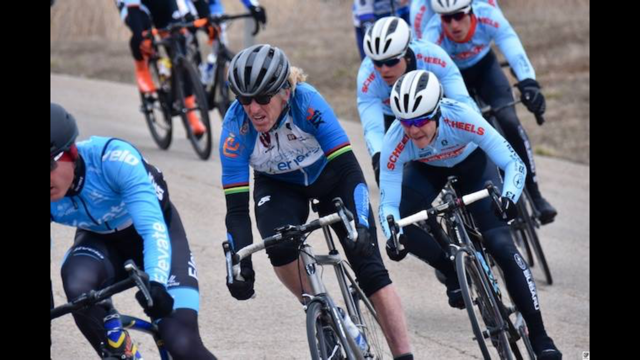 Raced and Won: Steve takes 1st Place in Cat 1/2/3 at the Perry Road Race, 12 March, 2017