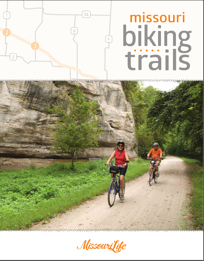 Missouri Biking Trails Guide from Missouri Life Magazine (click to download PDF)