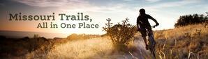 VisitMissouriTrails.com - the new, comprehensive Missouri trails website