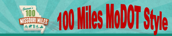 MoDOT's 100 Missouri Miles teams clocked over 120,000 miles in 2014