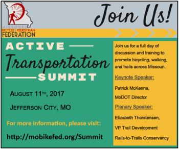 Missouri Active Transportation Summit