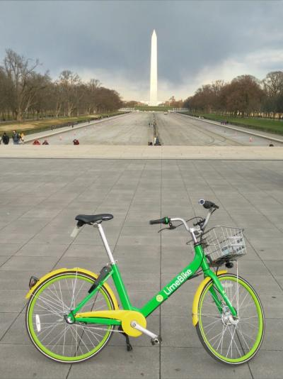 Dockless Bike Share has taken over Washington, DC and other world cities.  Is St