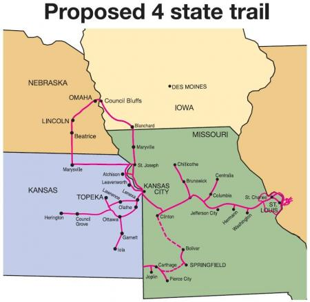Version 2 of the Quad States Trail Vision, 2007 - click for full-sized version