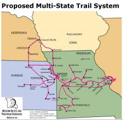 Multi-state trail plan - after years of planning, this ambitious plan is startin
