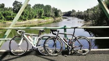 BikeMO features routes through mid Missouri beautiful and historic terrain