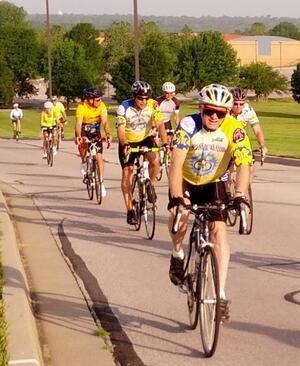 The Gran Fondo course explores the beautiful rolling rural roads of Jackson &c