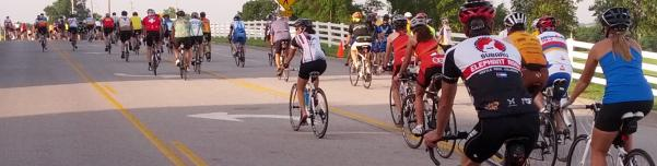 Gran Fondos attract riders of all types and ability levels.