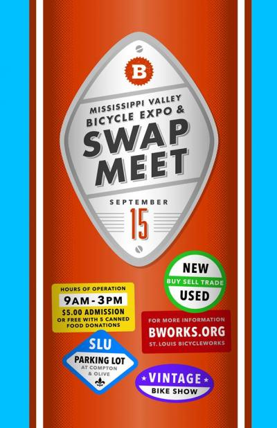 2013 Mississippi Valley Bike Expo and Swap Meet, St. Louis