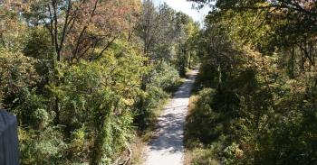 The Rock Island Trail will be both scenic and a major economic generator for the