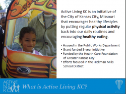 Active Living KC