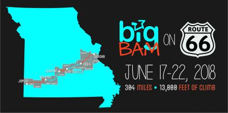 Big Bam on Route 66 - June 17-22, 2018