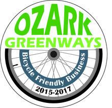 Ozark Greenways Bicycle Friendly Business
