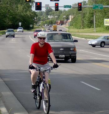More people are turning to bicycling for basic transportation