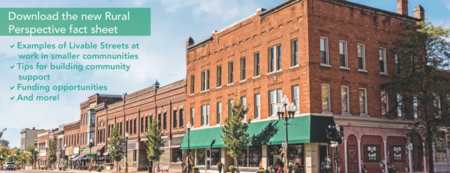Example of the Missouri Livable Streets project's work
