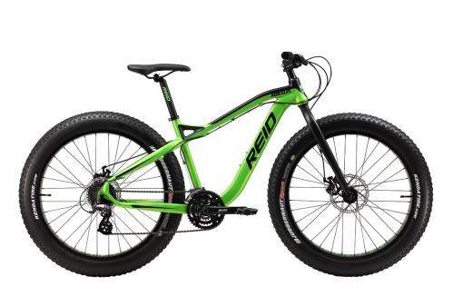 You can win a Fat Bike like this one--every membership and donation is an entry