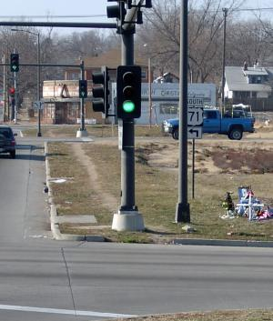 MoDOT roads through our communities too often lack basic sidewalks, crosswalks.