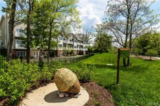 Featured real estate listing photo--Grant's Trail marker and trailhead near the