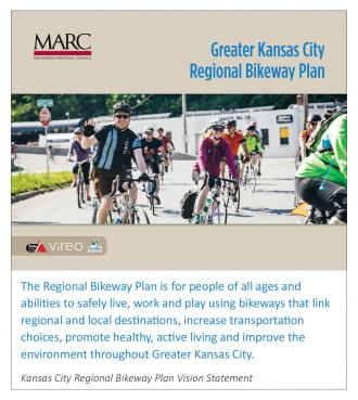 Kansas City Regional Bikeways Plan Vision Statement