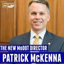 MoDOT Director Patrick McKenna