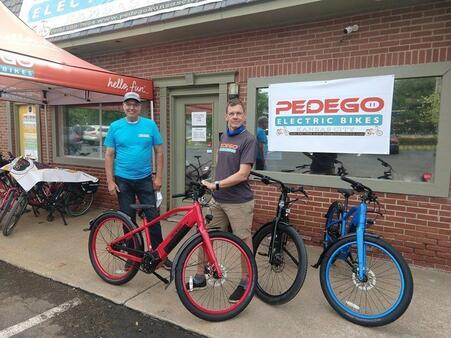 Pedego Bikes - another group of Missouri bike shops
