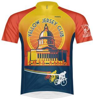 Yellow Jersey Club Jersey