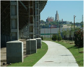 Kansas City's Riverfront Heritage Trail - West Bottoms