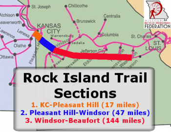 Missouri's Rock Island Trail