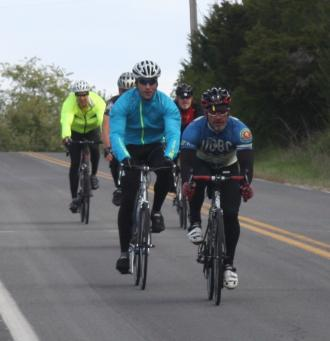 Part of 2014's Tour de Wildwood was held on historic Route 66