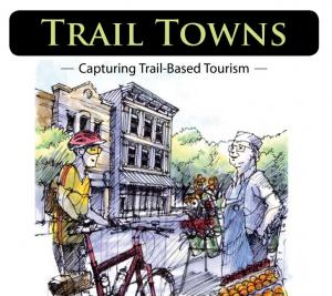 The Trail Towns manual from GAPTrail.org is an excellent resource