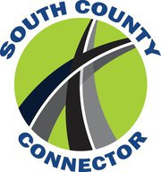 South County Connector logo